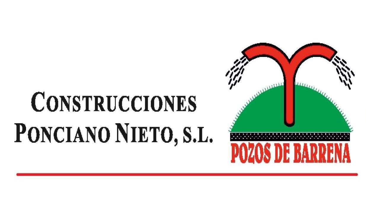 Logo Construcciones Ponciano Nieto