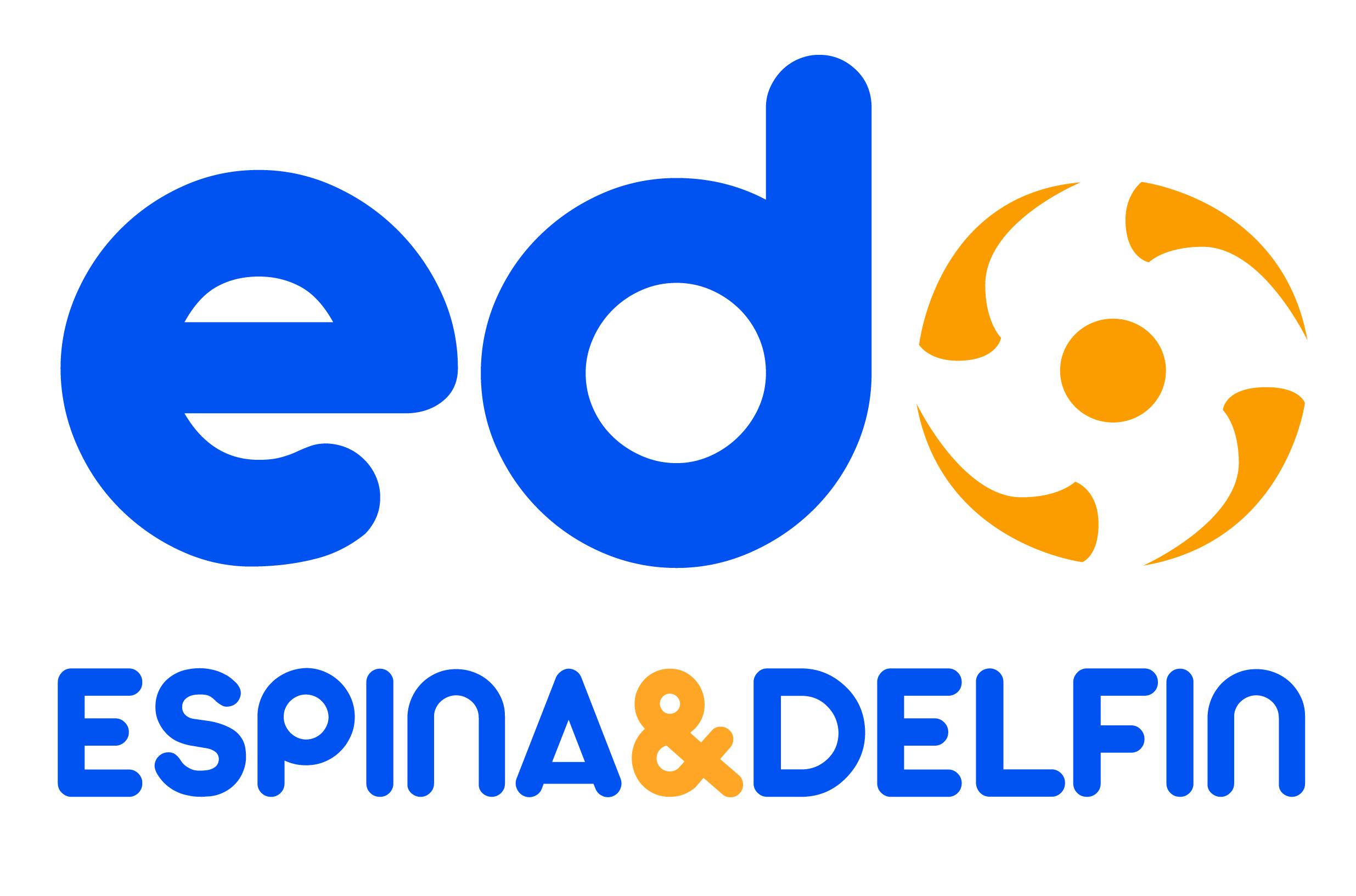 Logo Espina y Delfín